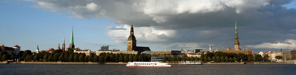 Riga - Relocation Services in Baltics - Smart Move
